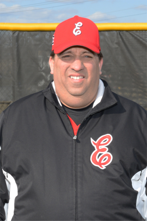 Greg Hess, Assistant Varsity Coach - Pitching