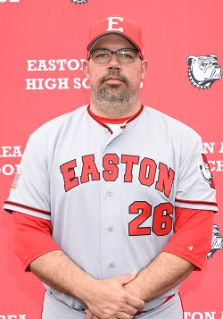 Mike Palos, Assistant Varsity Coach