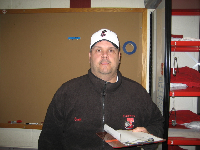 Scott Austin, Equipment Manager